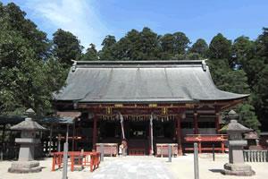 鹽竃(しおがま)神社のパワースポット情報